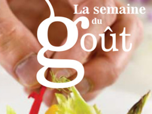 Semaine du goût 2012