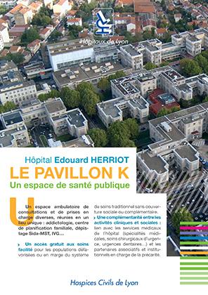 Campagne d'information sur les activités du Pavillon K