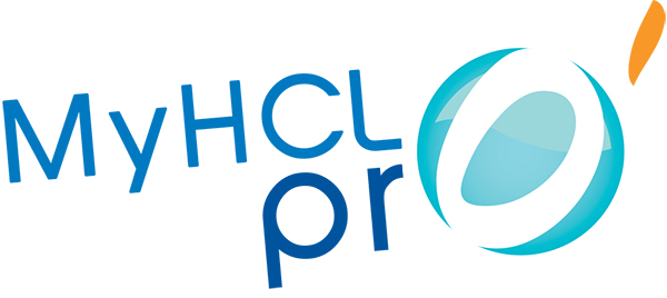 Logo de l'application MyHCL pro